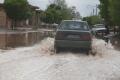 روستای رحیم آباد در در روز های بارانی